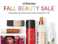 JCPenney (Fall Beauty Sale) Flyer