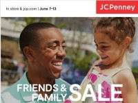 JCPenney (Friends & Family Sale) Flyer