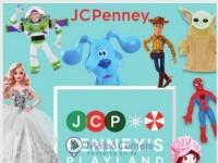 JCPenney (Penney's Playland) Flyer
