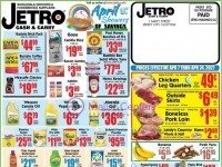 Jetro (Special Offer) Flyer