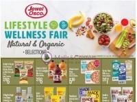 Jewel-Osco (Natural and Organic) Flyer
