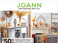 Jo Ann Fabrics and Crafts (Hot Offer) Flyer