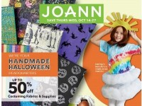 Jo Ann Fabrics and Crafts (Special Offer) Flyer