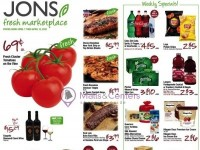 Jons Fresh Marketplace (Special Offer) Flyer