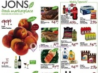 Jons Fresh Marketplace (Weekly Specials) Flyer
