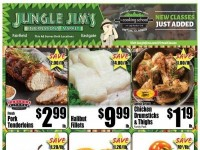 Jungle Jim's (Special Offer) Flyer