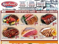 Key Food (your place for savings) Flyer