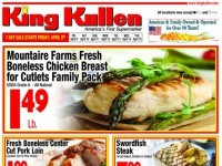 King Kullen (Special Offer) Flyer