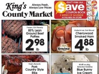 King's County Market (Always Fresh Always Low Prices) Flyer