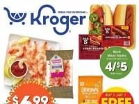 Kroger (Hot Deals) Flyer
