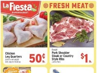 La Fiesta Supermarket (Special Offer) Flyer