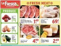 La Fiesta Supermarket (Weekly Ad In-Store) Flyer