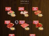 La Michoacana Meat Market (Special Offer) Flyer