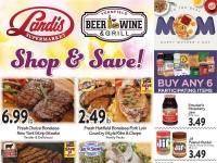 Landis Supermarket (shop & save) Flyer
