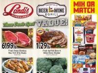 Landis Supermarket (Special Offer) Flyer