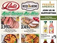 Landis Supermarket (Weekly Savings) Flyer
