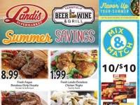 Landis Supermarket (Weekly Specials) Flyer