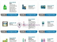 Lauer's Supermarket (Coupons Offer) Flyer