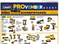 Lowe's (Pro ad) Flyer