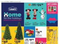 Lowe's (Season of Savings) Flyer