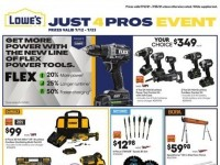 Lowe's (Special Offer) Flyer