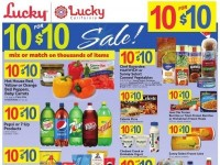 Lucky Supermarkets (Special Offer) Flyer