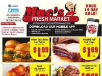 Mac's Fresh Market (14 days huge sale - la) Flyer