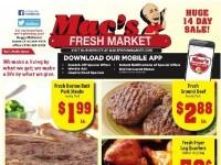 Mac's Fresh Market (Special Offer - LA) Flyer