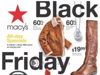 Macy's (Black Friday Special) Flyer