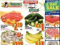 Mariana's Supermarkets (Special offer) Flyer