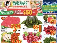 Mariana's Supermarkets (Weekly Specials) Flyer