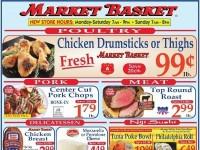 Market Basket (Special Offer) Flyer