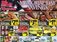 Martino's Bi-lo (Memorial Day Savings) Flyer