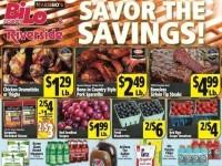 Martino's Bi-lo (Savor the savings) Flyer