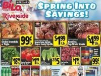 Martino's Bi-lo (Spring Into Savings) Flyer