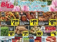 Martino's Bi-lo (Springtime Savings) Flyer