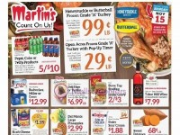 Martin's Supermarket (Special Deals) Flyer