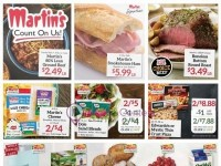 Martin's Supermarket (Special Offer) Flyer