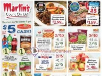 Martin's Supermarket (Spooky Savings Sale) Flyer