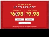 maurices (Hot deals) Flyer