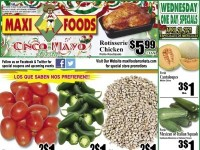 Maxi Foods Markets (Special Offer) Flyer