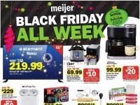 Meijer (Black Friday All Week) Flyer