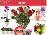 Meijer (Mother's Day) Flyer