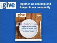 Meijer (Together, We Can Help End Hunger in Our Community) Flyer