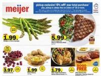 Meijer (Weekly Specials) Flyer