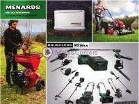 Menards (Outdoor Power Equipment) Flyer