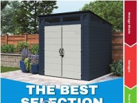 Menards (The Best Selection Of Storage Solutions) Flyer