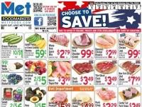 Met Foodmarkets (Choose To Save) Flyer