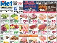 Met Foodmarkets (Hot Deals) Flyer
