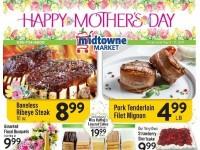 Midtowne Market (Happy Mother's Day) Flyer